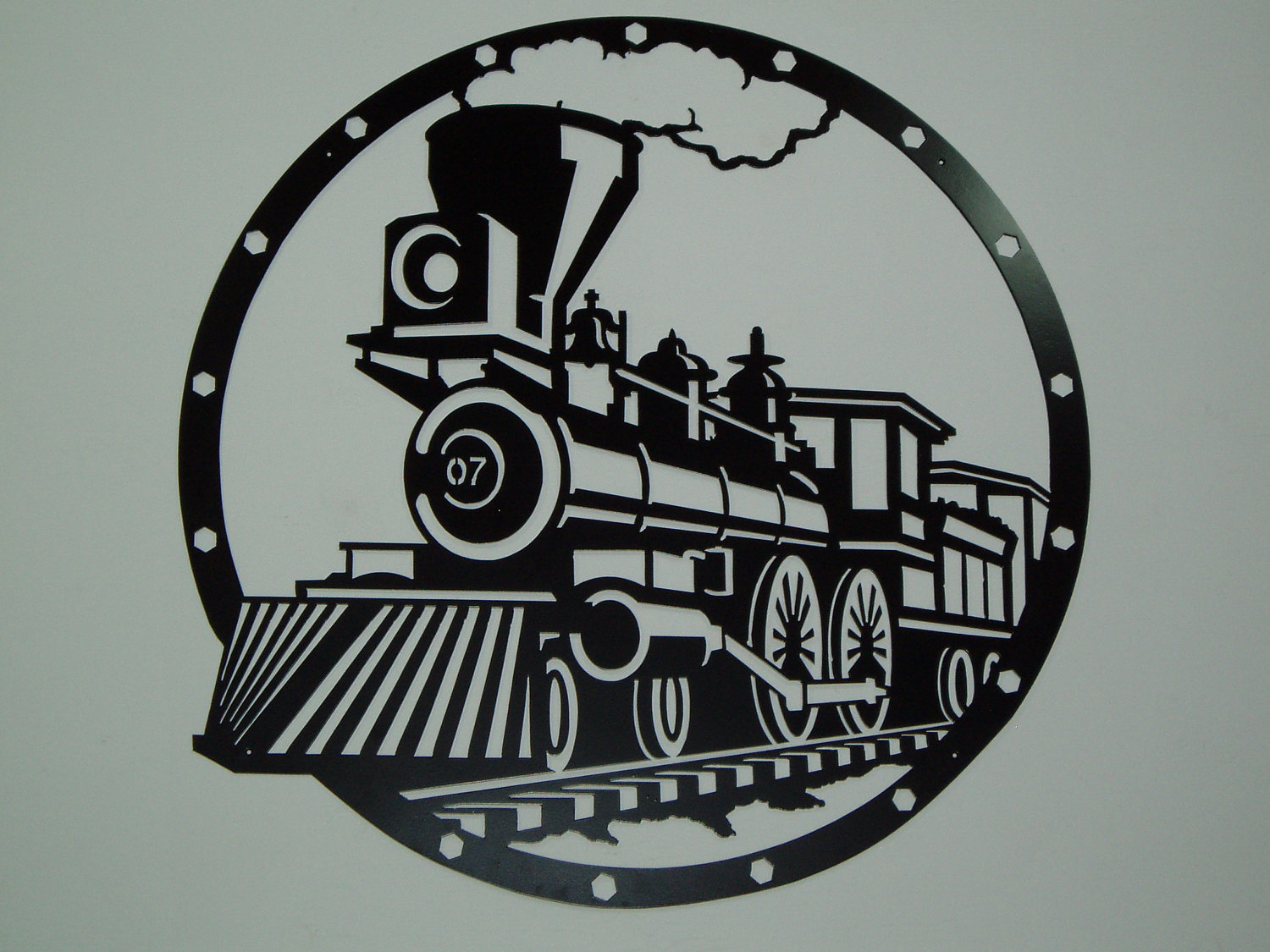 Steam Engine Trains Clip Art