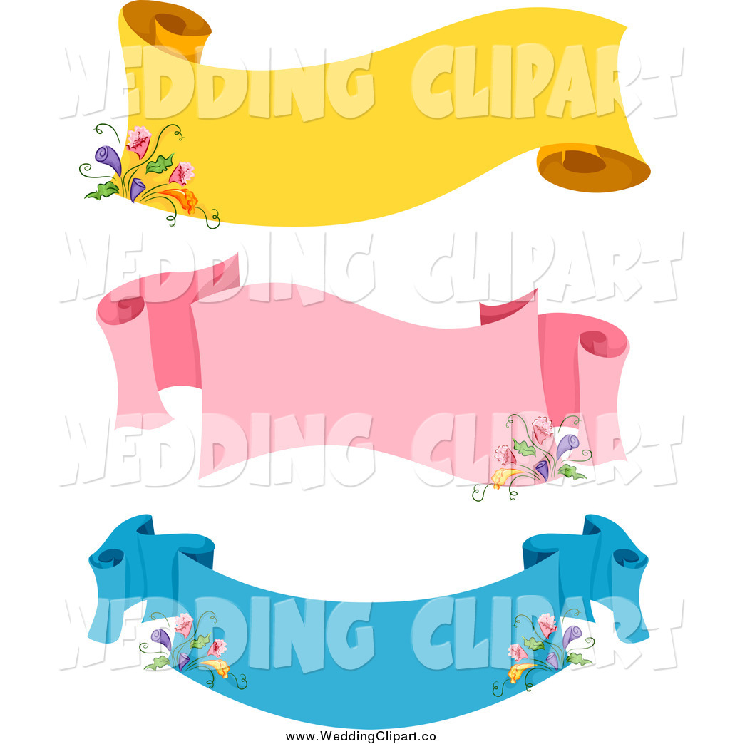 Wedding Banner Clipart Wedding Banner ...
