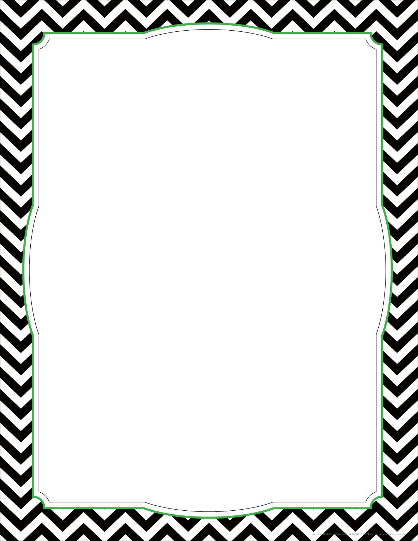Clip Art Boarder Clip Art chevron border clipart kid black and white paper 50112d5ce4daede4ddfbc94a1d250b