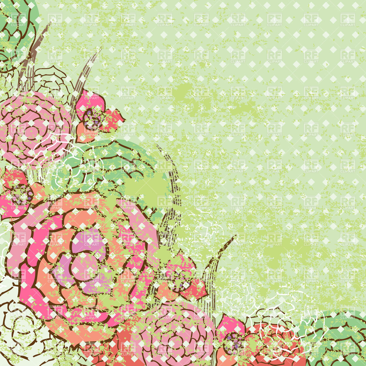 Dot Background 23985 Download Royalty Free Vector Clipart  Eps