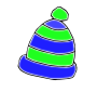 Hat Outline For Classroom   Therapy Use   Great Winter Hat Clipart