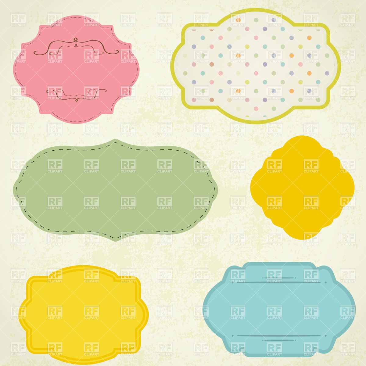 Polka Dot Background Download Royalty Free Vector Clipart  Eps