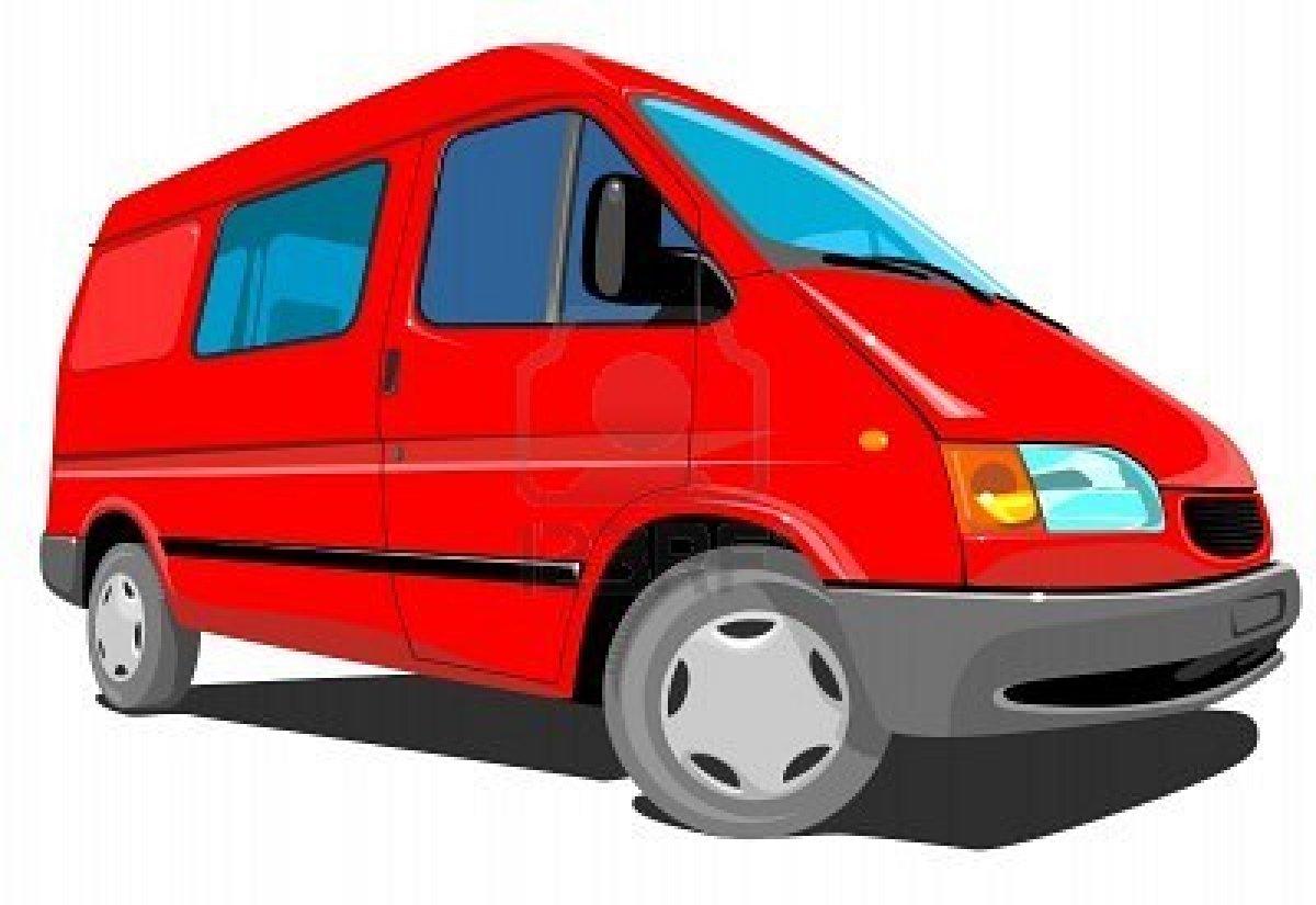 Van Clipart Red Van Clipart...