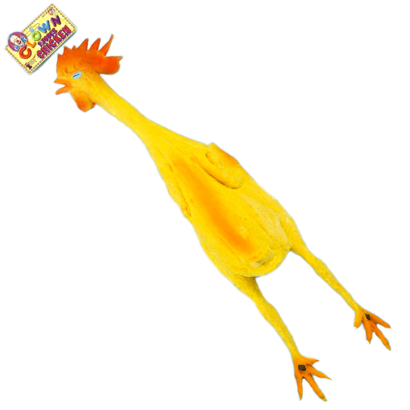 Rubber Chicken Rubber Chicken