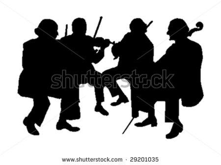 string quartet clipart clipart suggest