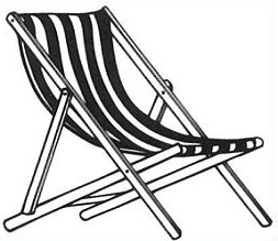 Deck Furniture Clipart - Clipart Kid