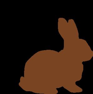 Chocolate Bunny Clipart - Clipart Kid