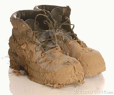 Muddy Shoes Clipart My Dad Would Have Been 99 This