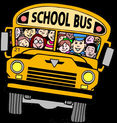 Walking School Bus Clipart - Clipart Kid