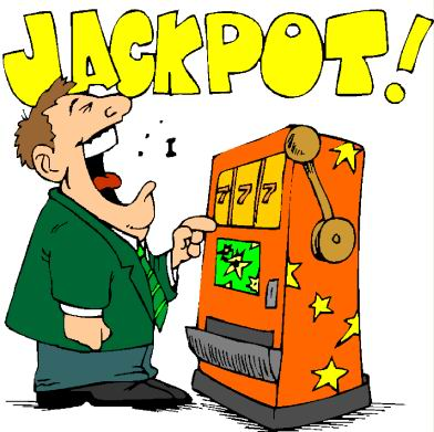 Gambling Slot Machine Clip Art