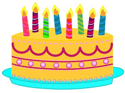 8th Birthday Clipart - Clipart Suggest