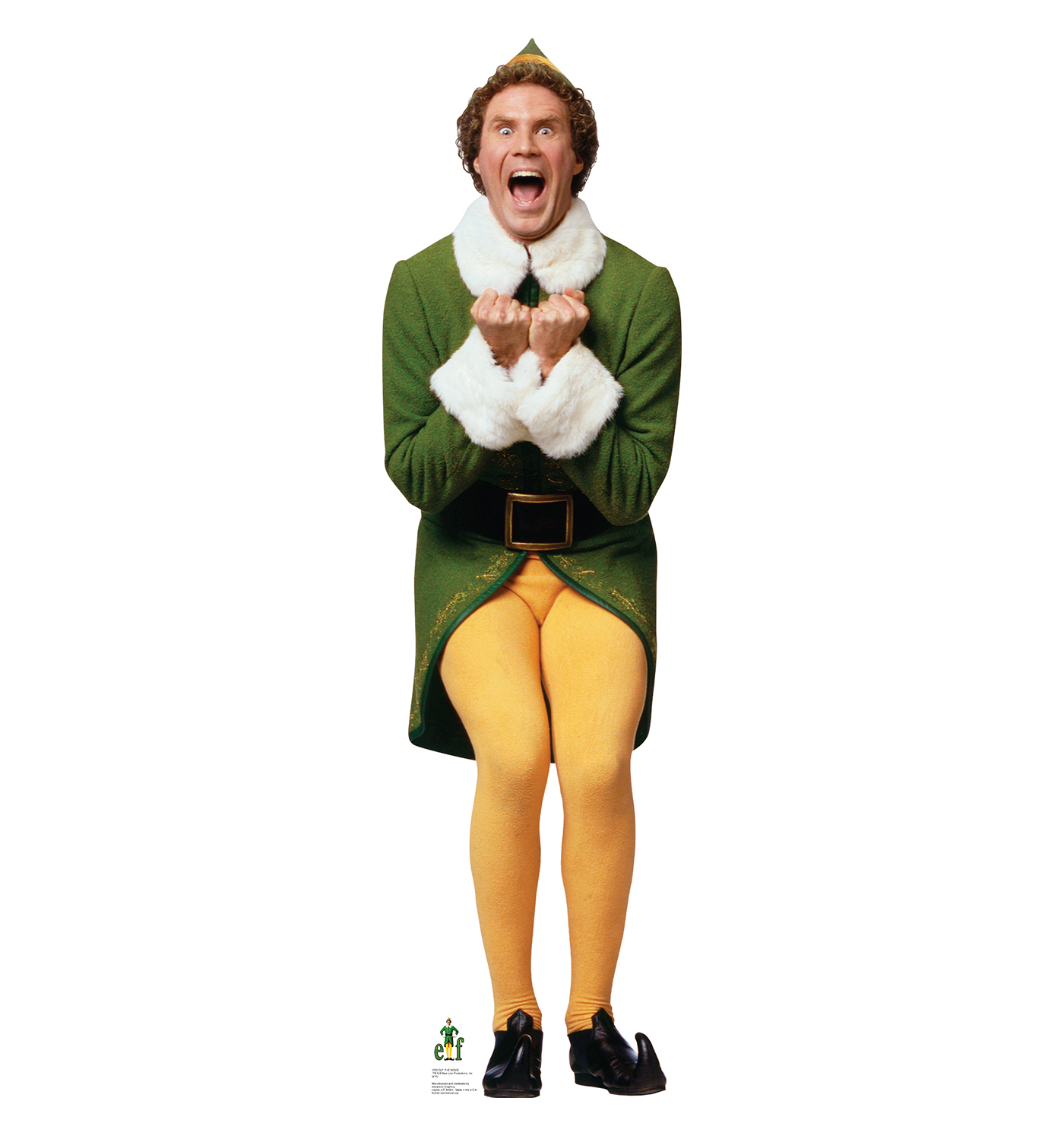 Buddy The Elf Clipart - Clipart Kid