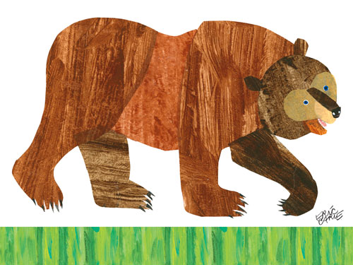 Clip Art Brown Bear Clipart brown bear story clipart kid oopsy daisy by eric carle