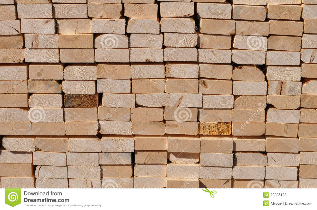 Pile Of Lumber Stock Photography   Image  29905182
