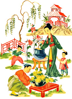 Chinese People Clipart - Clipart Suggest
