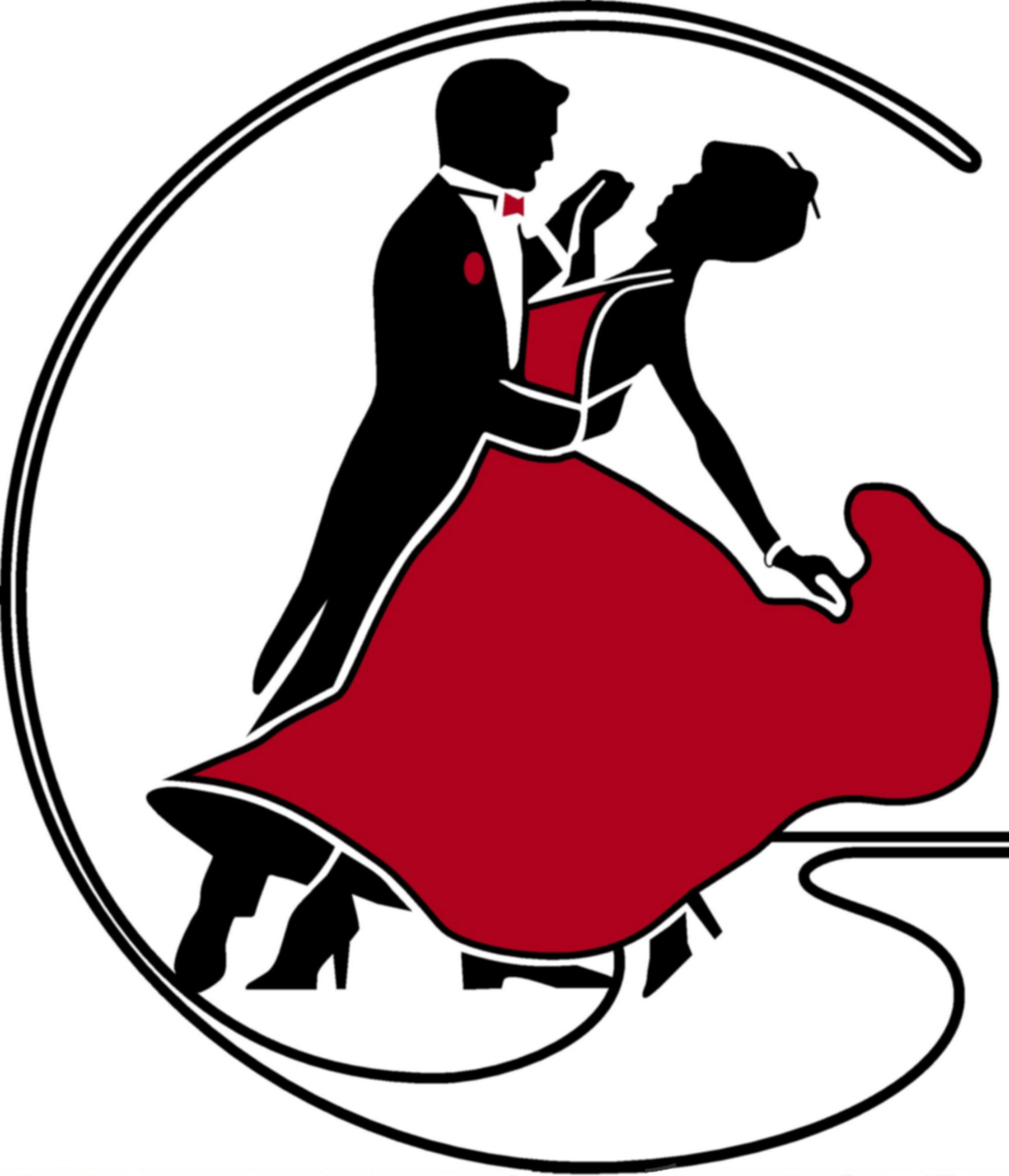 Ballroom Dancing Silhouette Clipart - Clipart Kid