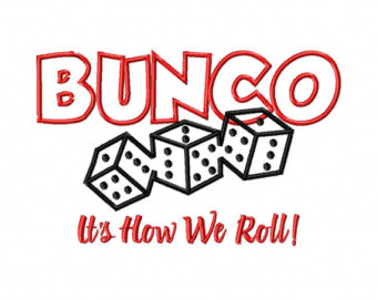 Bunco Clipart Free   Clipart Best