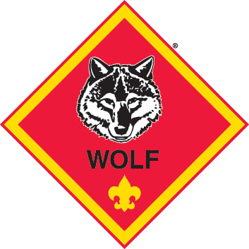 Cub Scout Badge Clip Art