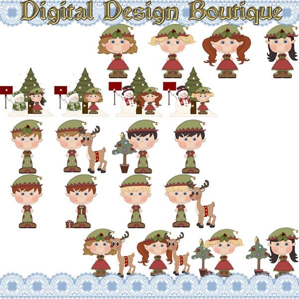 Home    Resale Or Commercial Use Clipart Non Exclusive    Christmas