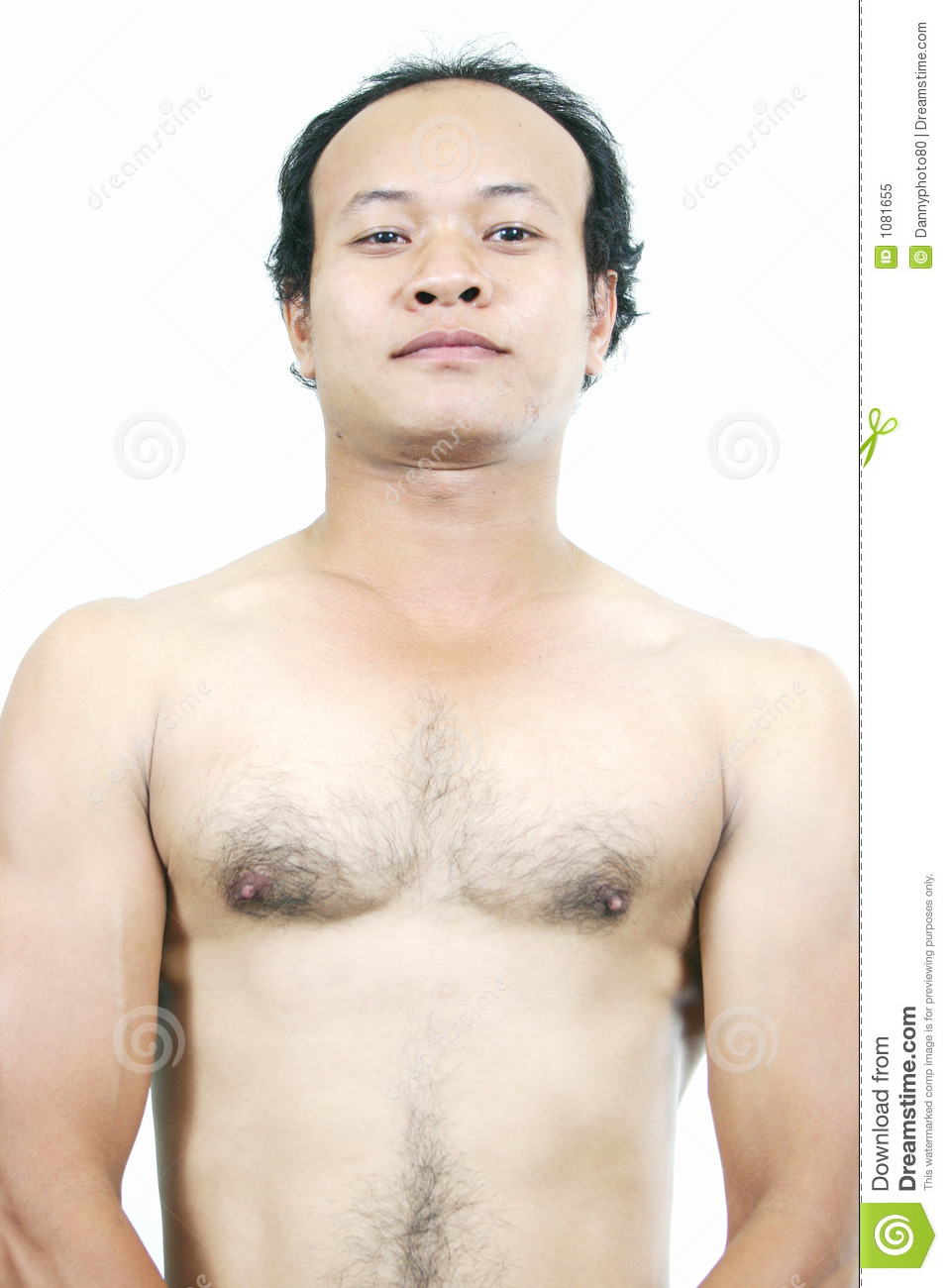 Muscle Guy 1 Royalty Free Stock Photo   Image  1081655