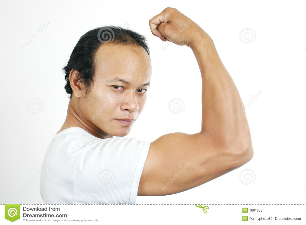 Muscle Guy 6 Stock Photos   Image  1081653