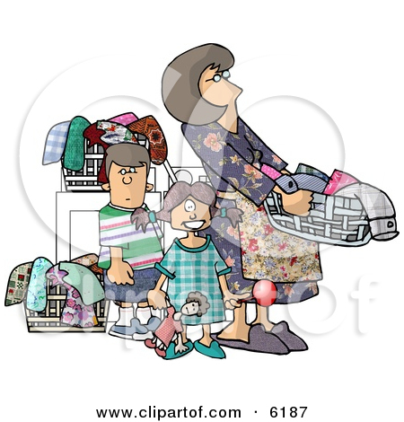 Royalty Free  Rf  Laundry Clipart Illustrations Vector Graphics  1