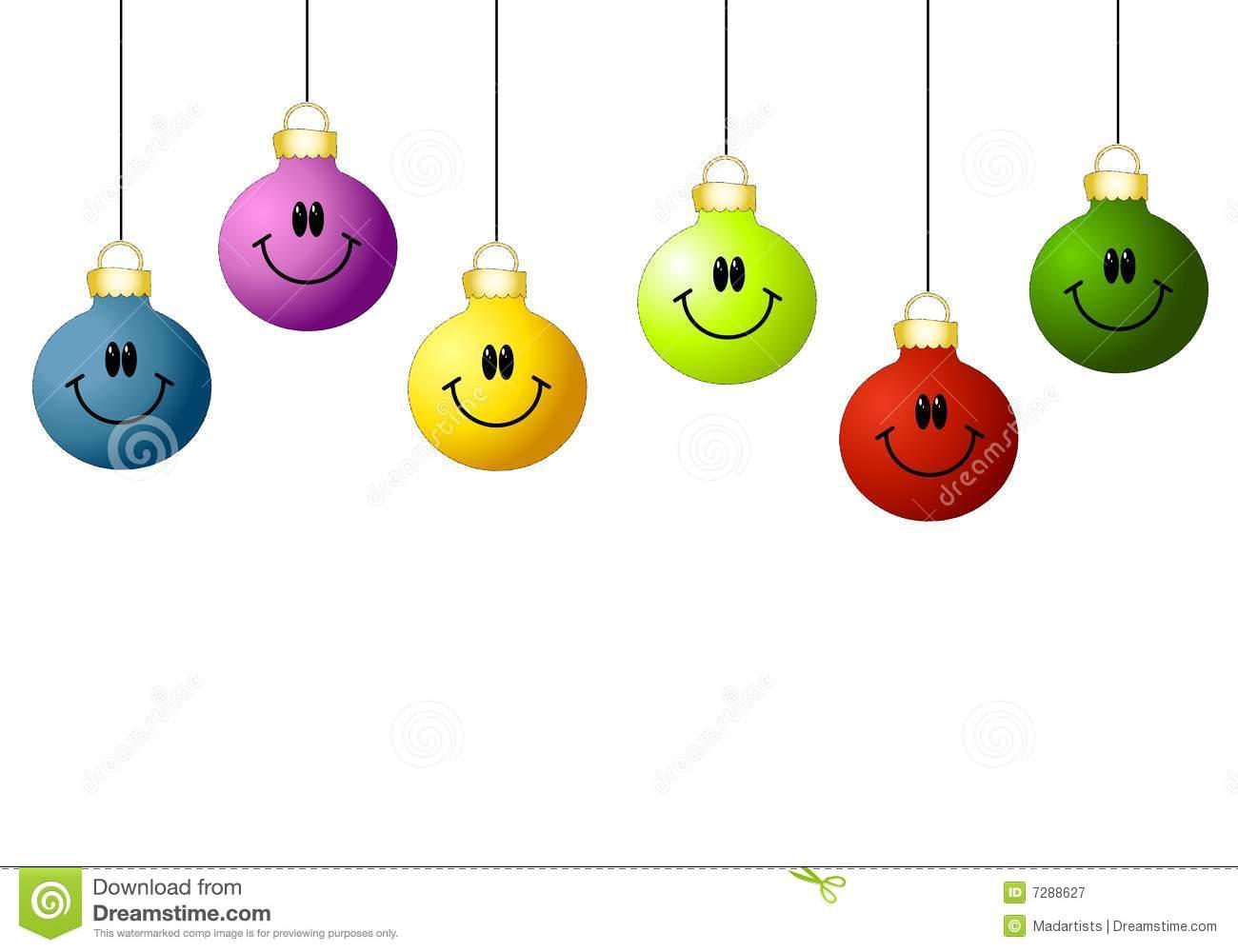 clip art christmas smiley face - photo #11