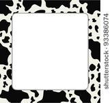 Cow Print Border Clipart - Clipart Kid