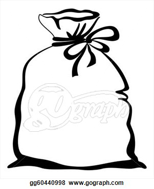 Bag Empty Pictogram  Stock Clipart Gg60440998   Gograph