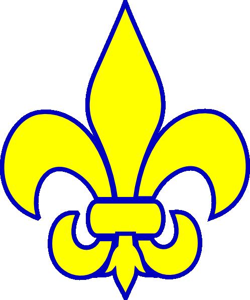 Clip Art Bsa Clipart boy scout symbol clipart kid fleur de lis best