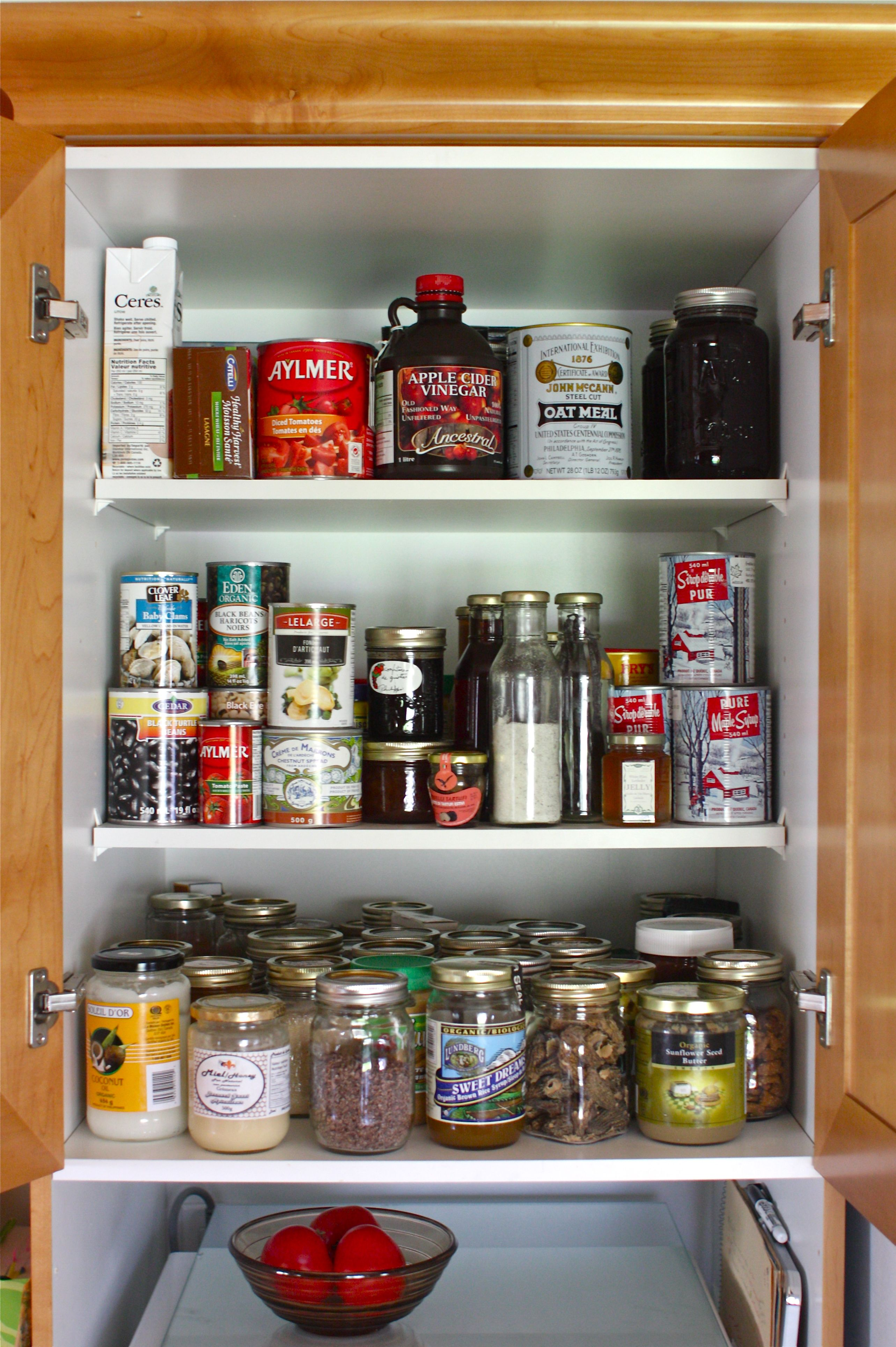 Eat Well Spend Less  How To Store Pantry Food For Maximum Shelf Life