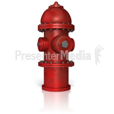 Fire Hydrant   Presentation Clipart   Great Clipart For Presentations