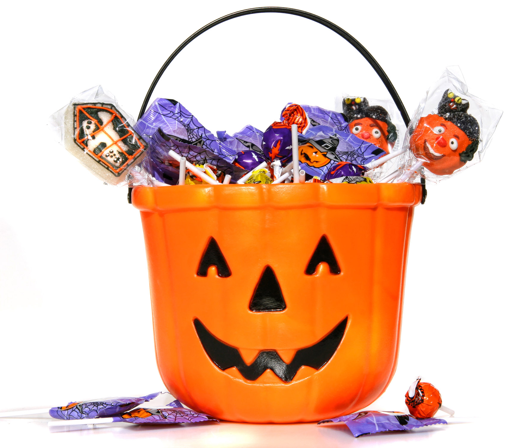 Halloween Candy Clipart - Clipart Suggest