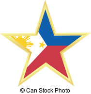 Republic Philippines Vector Clipart And Illustrations