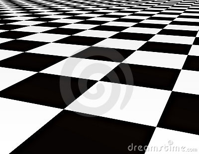 Black And White Floor Tiles Stock Photo   Image  3106720