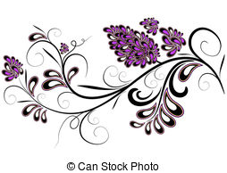 Cliparts Et Illustrations Sur Lilas