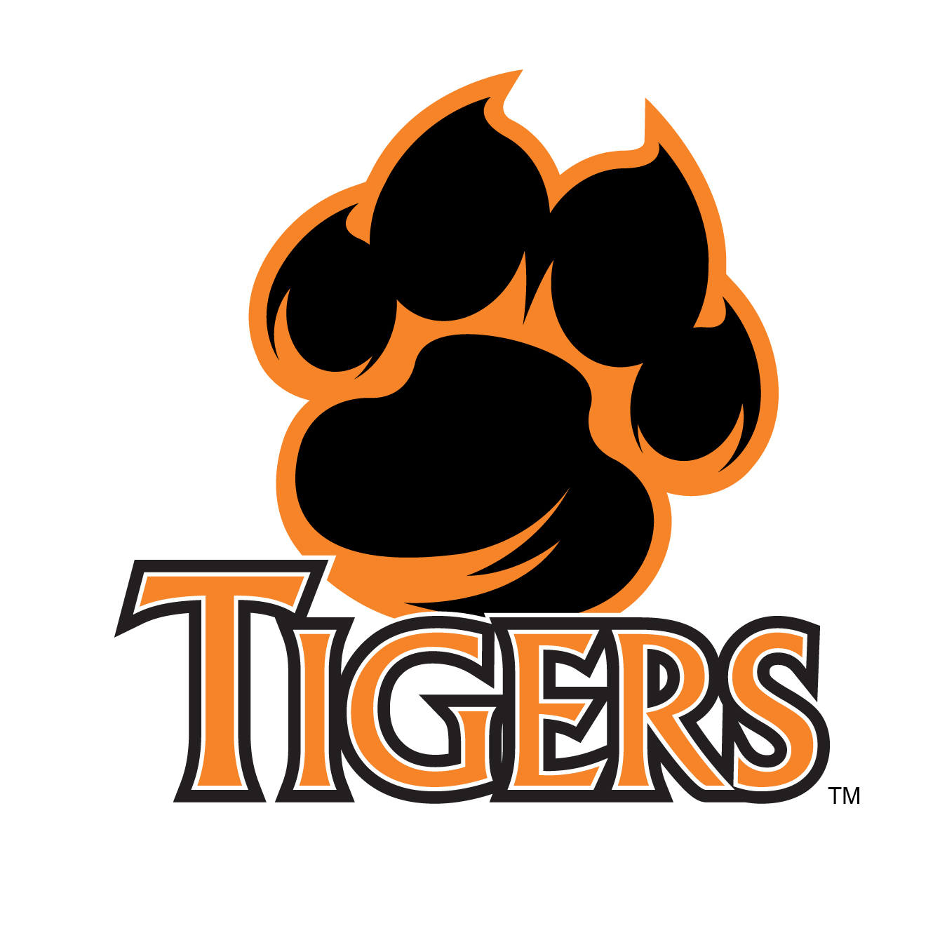 tiger pride clip art - photo #9