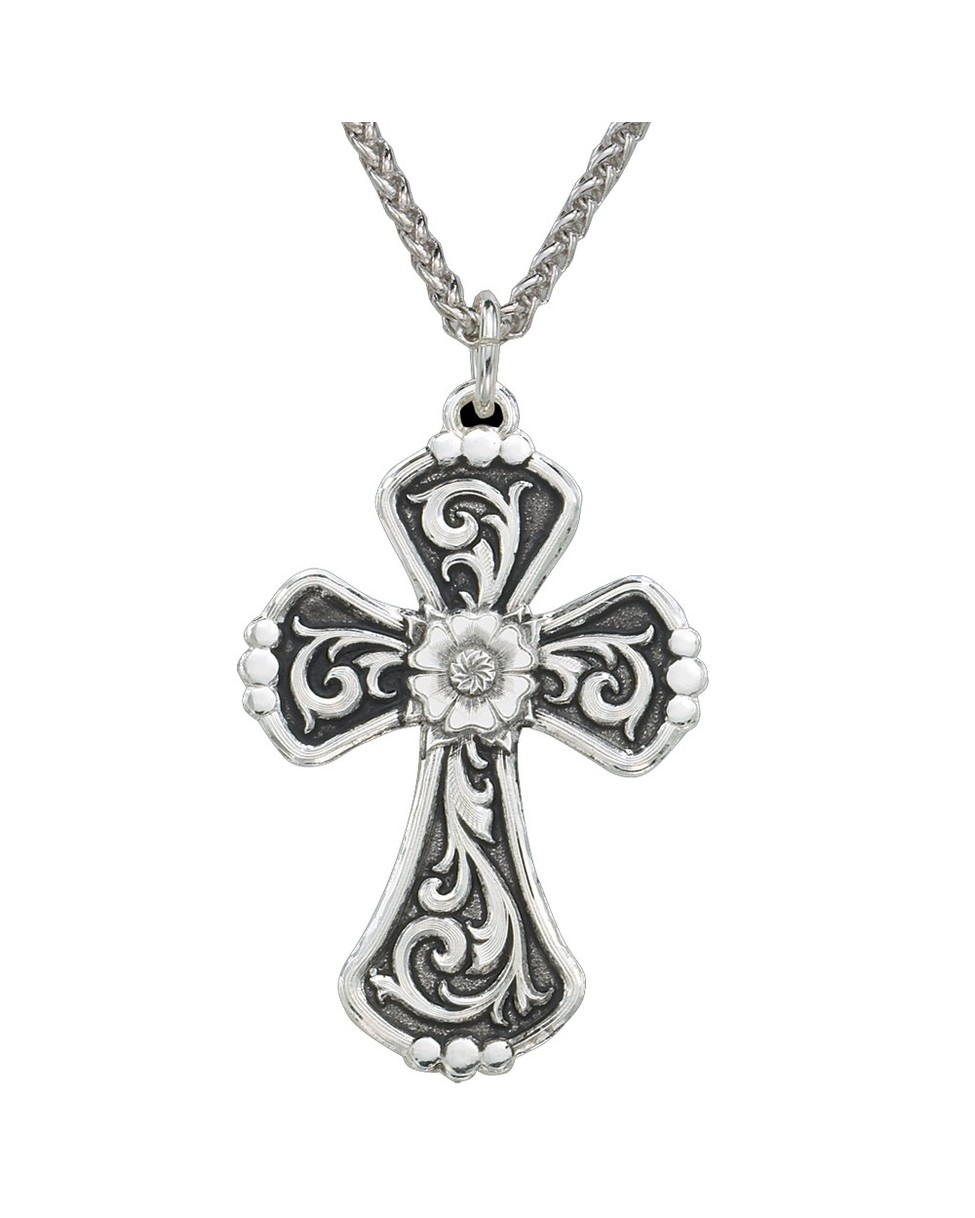Filigree Cross Design