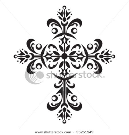 Filigree Cross For Woodburning   Wood Burning   Pinterest