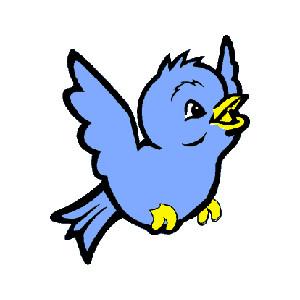 Bird Chirping Free Clipart - Clipart Kid