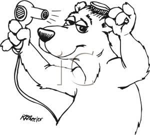 Clip Art Bear Fur Clipart - Clipart Suggest