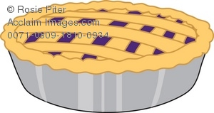 Pictures Blackberry Pie Clipart   Blackberry Pie Stock Photography