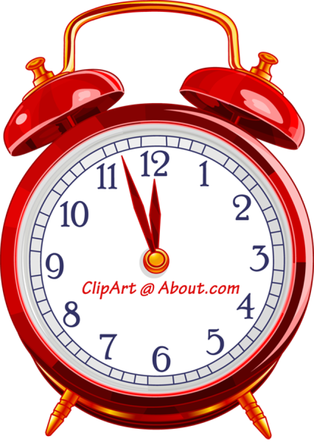 Alarm Clock Free Clipart - Clipart Suggest