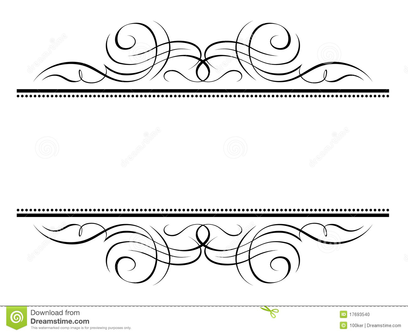 Calligraphy swirls clipart suggest