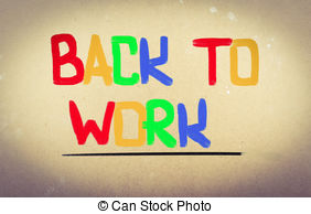 Back Work Clipart And Stock Illustrations  2789 Back Work Vector Eps