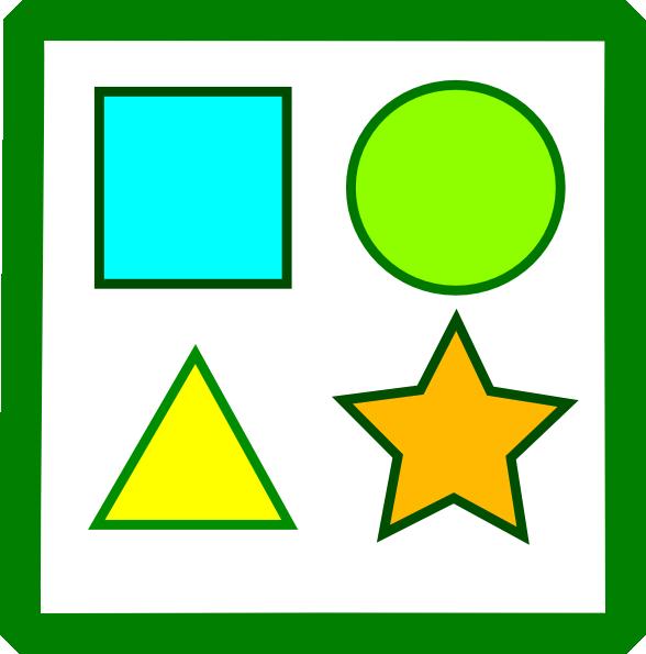 Shapes Clip Art At Clker Com   Vector Clip Art Online Royalty Free