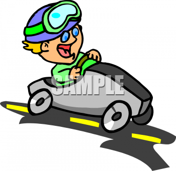 Derby Car Clip Art
