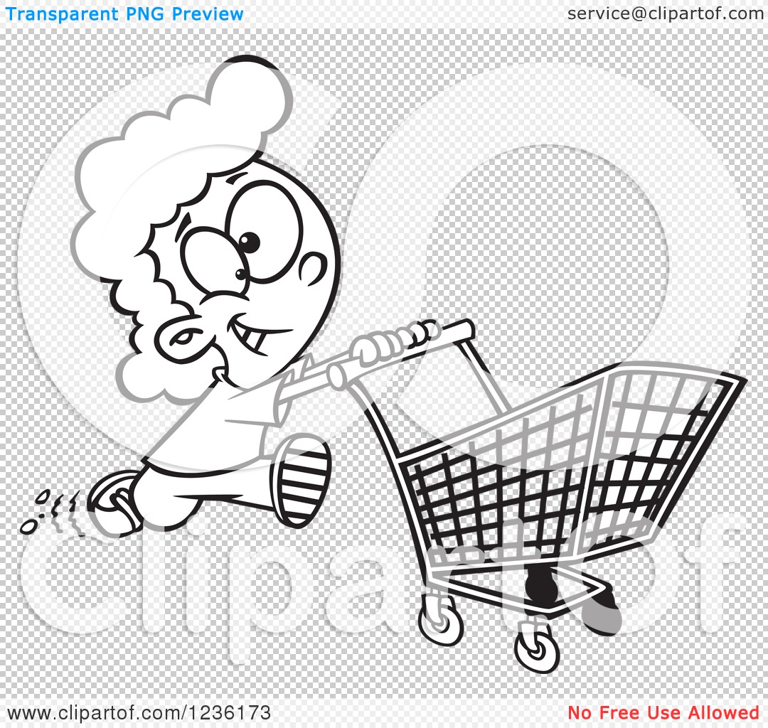 Go Back   Images For   Shopping List Clip Art Black And White