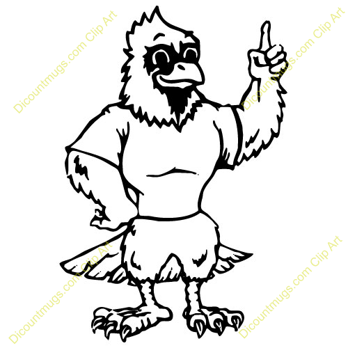 Name Mascot Eagle Description Mascot Eagle Keywords Mascot Eagle Bird