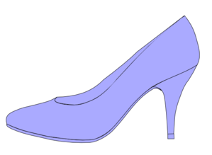 Clip Art Heels Clipart purple high heel clipart kid clip art at clker com vector online royalty